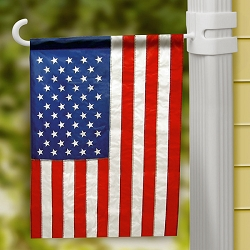 Connect-a-Clip Kit with U.S. Garden Flag