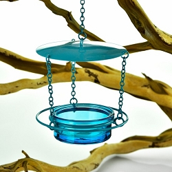 Hanging Manor Mealworm & Jelly Feeder 21