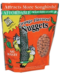 Orange Flavored Nuggets 27 oz. 3/Pack