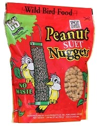 Peanut Suet Nuggets 27 oz. 3/Pack