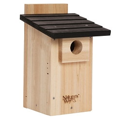 Cedar Series Bluebird Viewing House