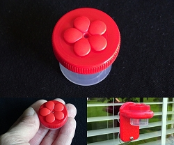 Nectar Dots Large Replacement Red/Red Set of 3