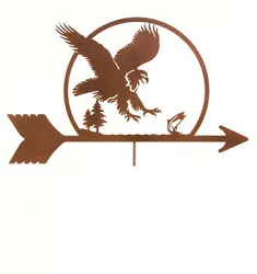 Eagle Weathervane Top