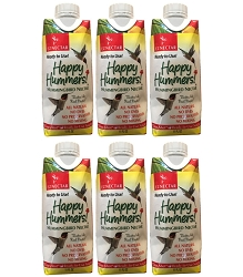 EZ Nectar Ready-To-Use Hummingbird Nectar 11 oz. 6-Pack