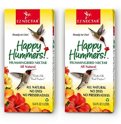 EZ Nectar Ready-To-Use Hummingbird Nectar 33.8 oz. 2-Pack