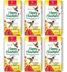 EZ Nectar Ready-To-Use Hummingbird Nectar 33.8 oz. 6-Pack