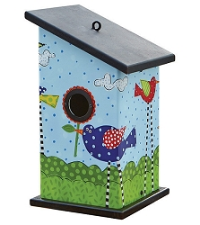 Frolic Bird Party Birdhouse