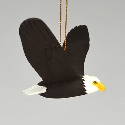 Soaring Eagle Ornament