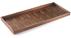 Pine Cones Multi-Purpose Boot Tray Venetian Bronze