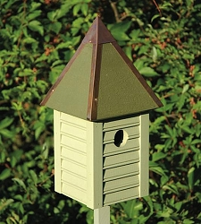 Gatehouse Bird House Celery