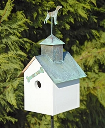 Sleepy Hollow Big Dog Bird House