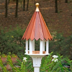 Cabana Cafe Bird Feeder