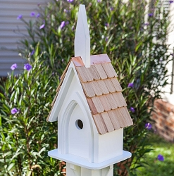 Parish Peep Bird House