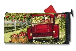 Red Truck MailWrap
