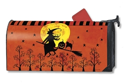Witch's Ride MailWrap