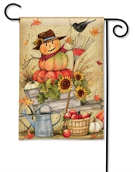 Fall Friends Garden Flag