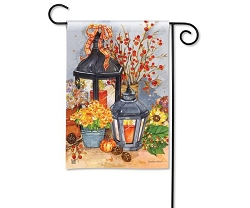 Autumn Lights Garden Flag