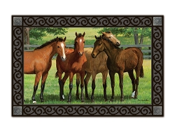 Grazing Time MatMate Doormat
