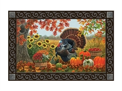 Turkey Pride MatMate Doormat
