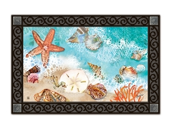 Seashore Treasures MatMate Doormat