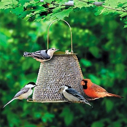 NO/NO Original Bird Feeder with Extended Roof