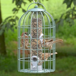 Nuttery Original Caged Seed Feeder