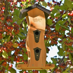 Cedar Series Vertical Wave Feeder
