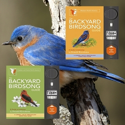 The Backyard Birdsong Guide North America 2 Volume Set