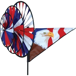 Eagle Triple Wind Spinner
