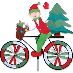 Elf Bicycle Wind Spinner Large
