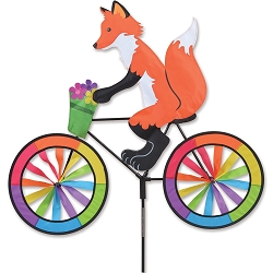 Fox Bicycle Wind Spinner Large