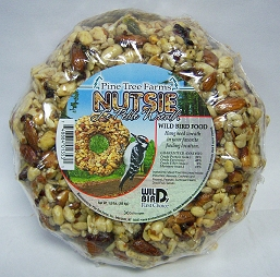 Le Petit Nutsie Bird Seed Wreath 2/Pack