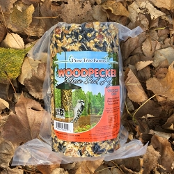 Woodpecker Classic Seed Log 40 oz. 2/Pack