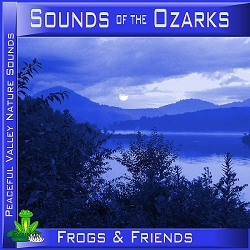 Sounds of the Ozarks Frogs & Friends CD