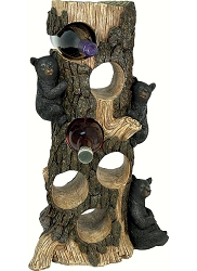 Bears 6 Wine Bottle Holder