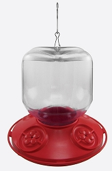 Dr. JB's Switchable 32 oz Hummingbird Feeder