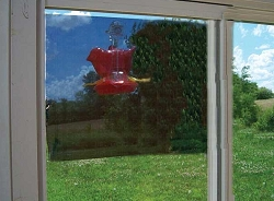 2-Way Window Mirror Film 20x12