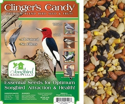 Songbird Essentials Clinger's Candy Bird Seed 20#
