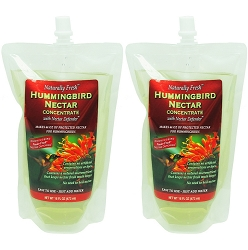 Naturally Fresh Hummingbird Nectar Liquid Concentrate 2-Pack