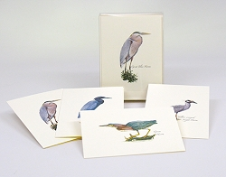 Heron Boxed Notecard Assortment Set of 8