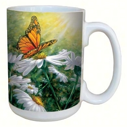 Rays of Light 15 oz. Lovely Mug