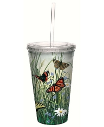 Butterfly Meadow 16 oz. Cool Cup Tumbler