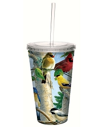 Favorite Songbirds 16 oz. Cool Cup Tumbler