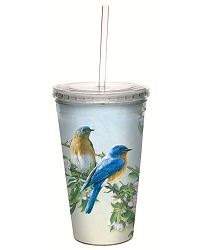 Bluebird Branch 16 oz. Cool Cup Tumbler