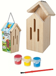 Paint-A-Butterfly House Kit