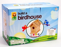 Build-A-Birdhouse Kit