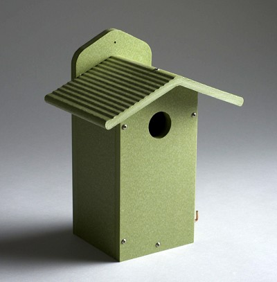 Green Solutions Recycled Plastic Bluebird House