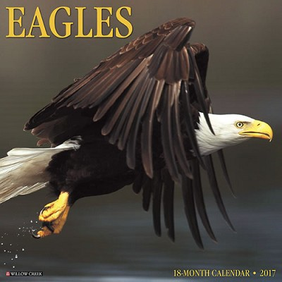 2017 Eagles Wall Calendar