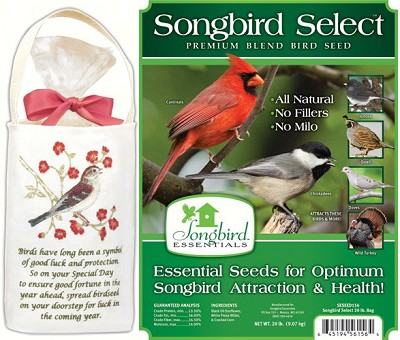 Everyday Bird Seed Gift 5-Bag Kit