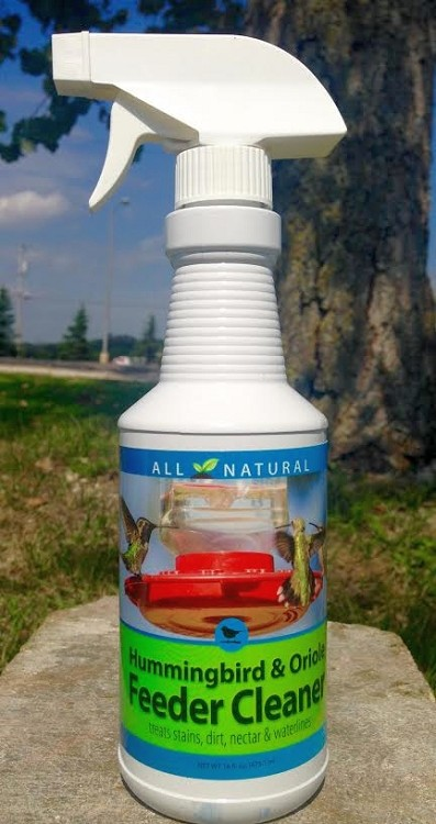 CareFree Hummingbird & Oriole Feeder Cleaner 16 oz. 2/Pack